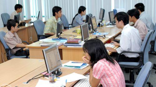 SI 프로젝트 현장, 베트남, 어디나 비슷하다.